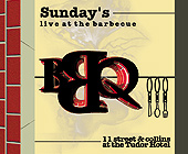 Sunday's Live at The Barbecue - tagged with a t
