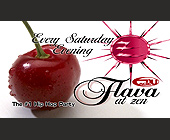 Flava Saturdays at Club Zen - Nightclub