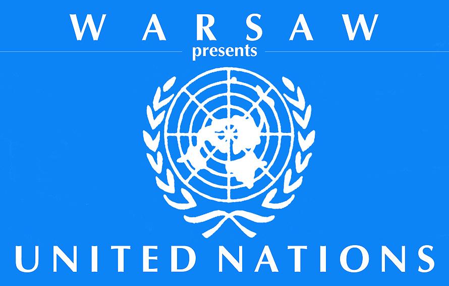 Warsaw Ballroom Presents United Nations