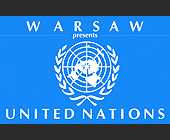 Warsaw Ballroom Presents United Nations - tagged with grand opening