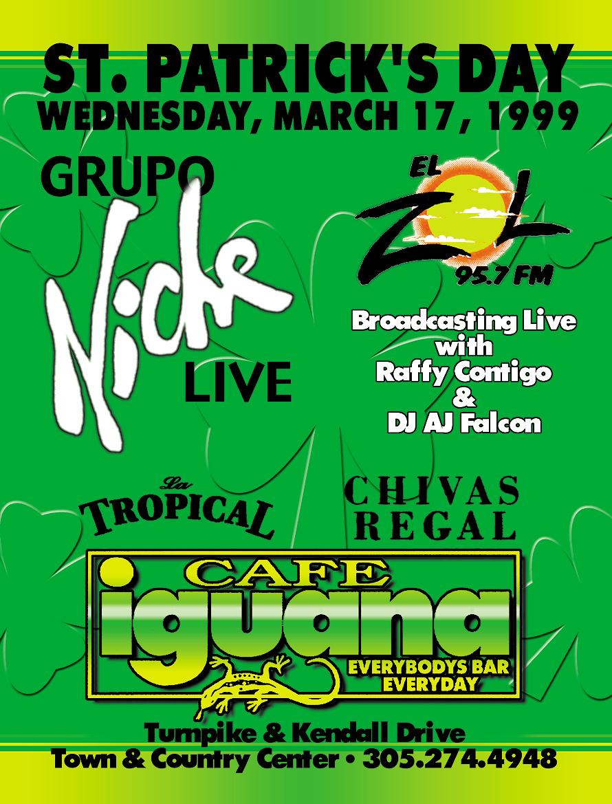Grupo Niche Cafe Iguana