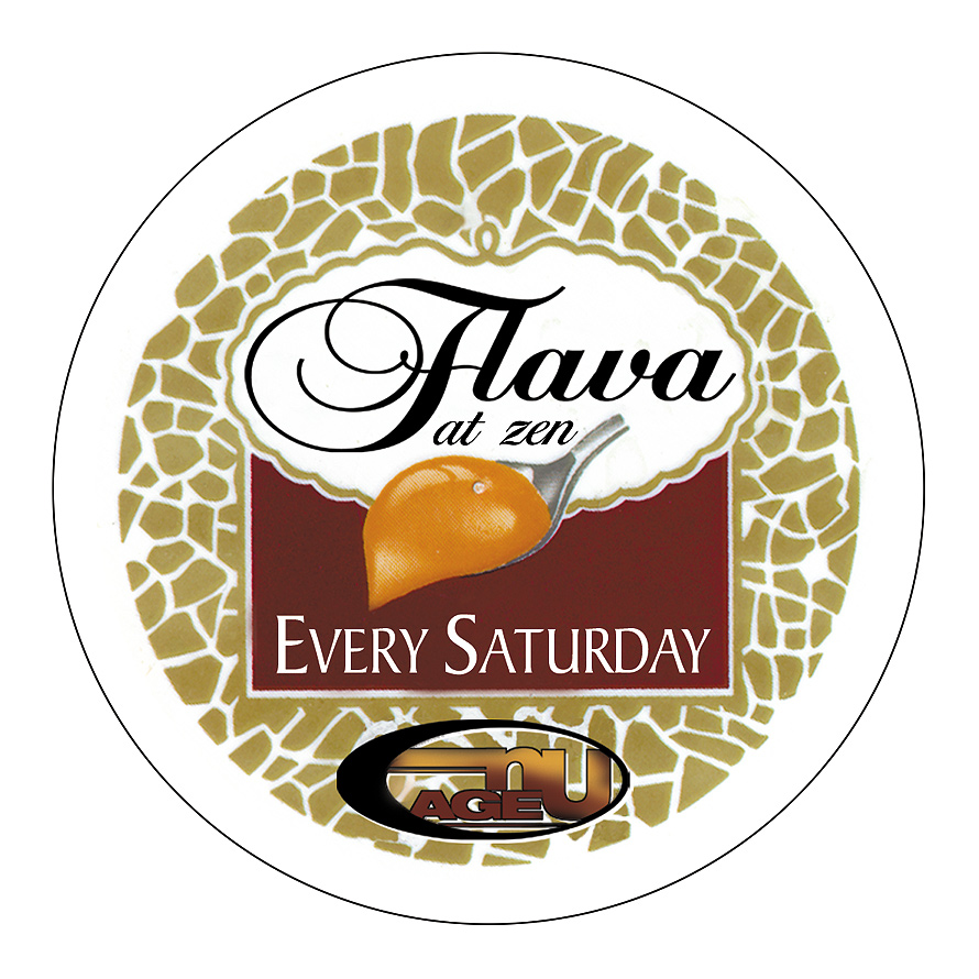 Flava at Zen Every Saturday