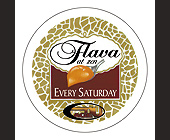 Flava at Zen Every Saturday - 1125x1125 graphic design