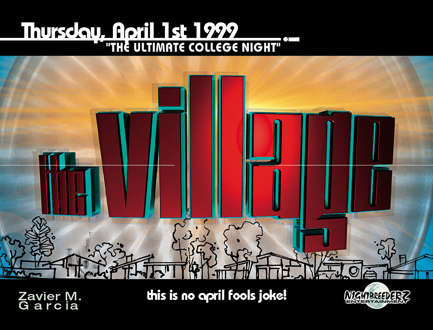 The Ultimate College Night at The Village