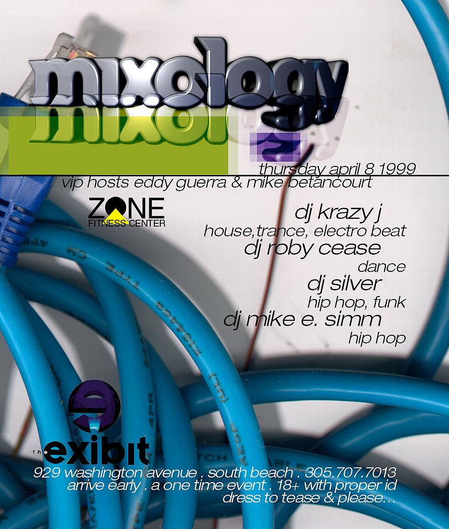 Mixology at Exibit