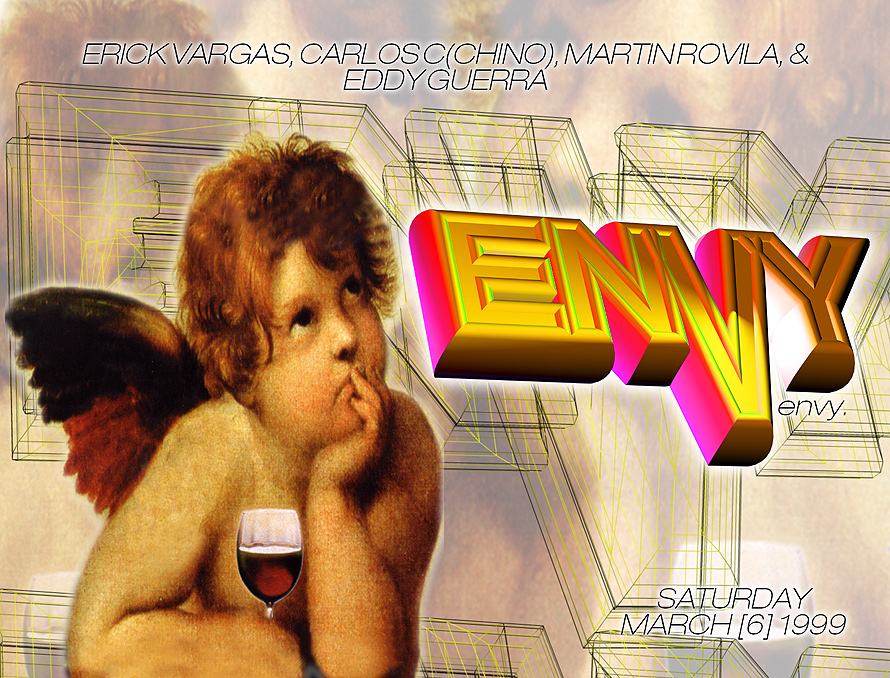 Saturday at Envy Nightclub