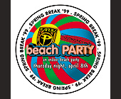 Uncensored Beach Party Spring Break - tagged with playerzmia