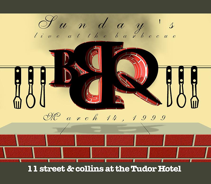 Sundays Live at the Barbecue at Tudor Hotel