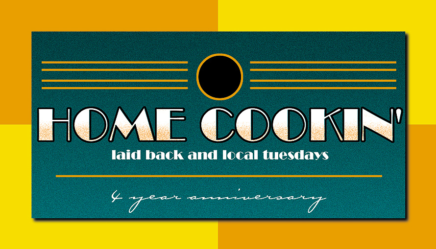 Home Cookin at Groove Jet