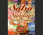 Salsa Sundays at Cafe Iguana Cantina - Bars Lounges
