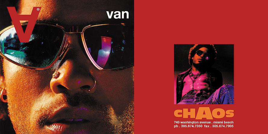 Van Magazine at Club Chaos