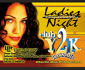 Club Y2K at Hooligan's - tagged with vip reservations