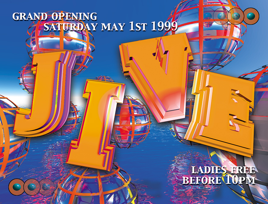 Grand Opening of Jive at Zanzibar in Miami Beach