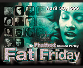 The Phattest Reunion Party at Club Cristal in Miami Beach - created April 22, 1999