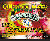 Cinco de Mayo Irish Style at Hooligan's - tagged with ladies drink free