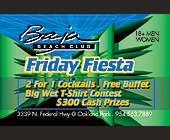Saturday Night Live and Fiesta Friday at Baja Beach Nightclub - tagged with men