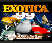 Classic and Exotic Car Show - tagged with year