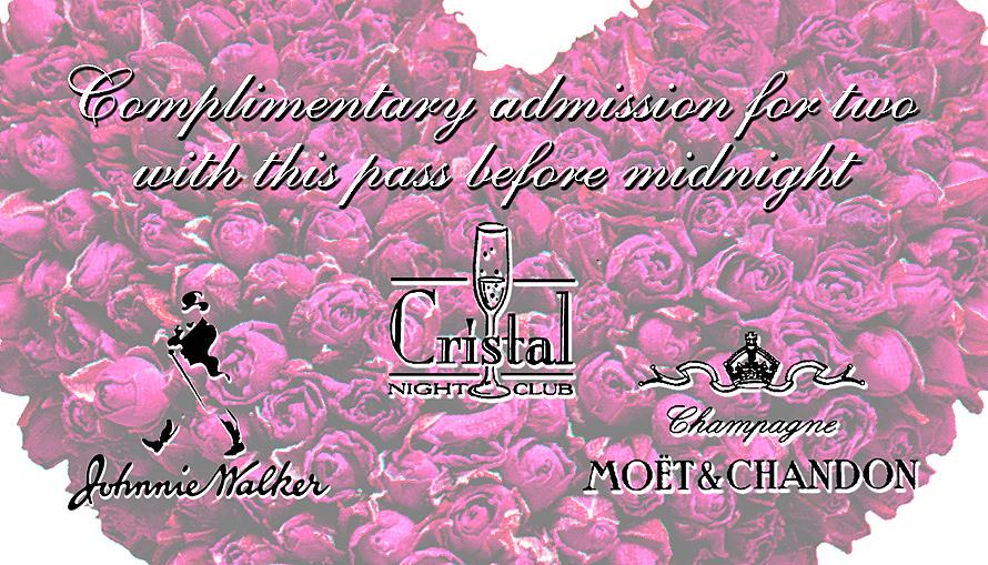 Mothers Day Celebration at Cristal Nightclub