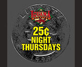 Thursdays at Cafe Iguana Cantina in Coconut Grove - 1125x1125 graphic design