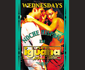 Noche Hispana at Cafe Iguana - tagged with live broadcast with