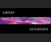 Goldfinger Libido Saturdays - 1200x600 graphic design