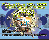Hooligan's Sports Cafe - tagged with vip reservations