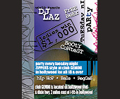 DJ Laz at Club Gemini - tagged with laz