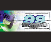 99 till Infinity at Club 901 - Nightclub