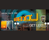 Energy Get Leid Party at Emerald City - tagged with butterfly