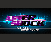 After Shock at Emerald City with DJ FM - 1200x600 graphic design