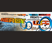 Energy Life at Emerald City in Miami Beach - tagged with dj percy