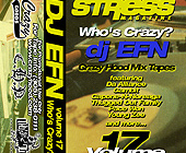 Stress Magazine DJ EFN Mixtape - tagged with turntable