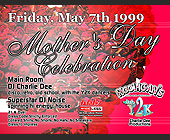 Mother's Day Celebration at Hooligans - created May 05, 1999