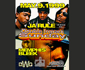 Ja Rule Live Impact Sunday at Cristal Nightclub - created May 05, 1999
