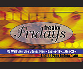 Freaky Fridays at Club Zen with DJ Epps - tagged with men