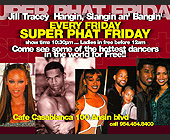 Super Phat Friday at Cafe Casablanca - tagged with Club St Croix