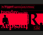 The Biggest Superstar Party in History at Club Cristal - tagged with 604