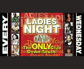 Ladies Night at Club St. Croix - tagged with ladies drink free