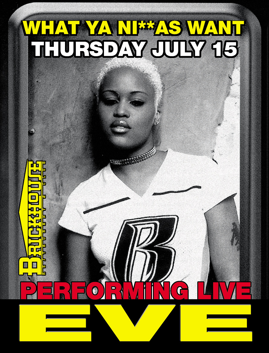 Eve Performing Live at Brickhouse
