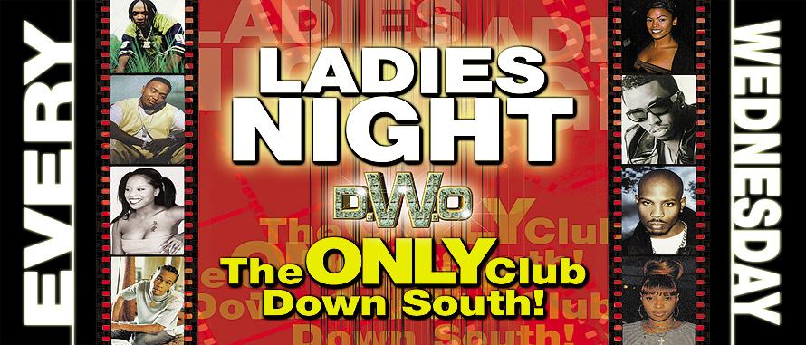 Ladies Night DWO at Club St Croix