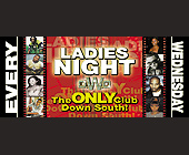 Ladies Night DWO at Club St Croix - tagged with ladies drink free