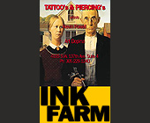 Ink Farm Tattoos - created September 1999