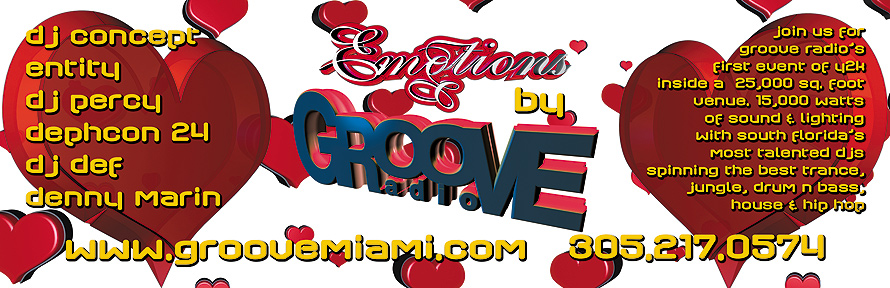 Emotions by Groove Miami
