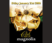 Magnolia Movie Celebration at Club 609 - tagged with flower