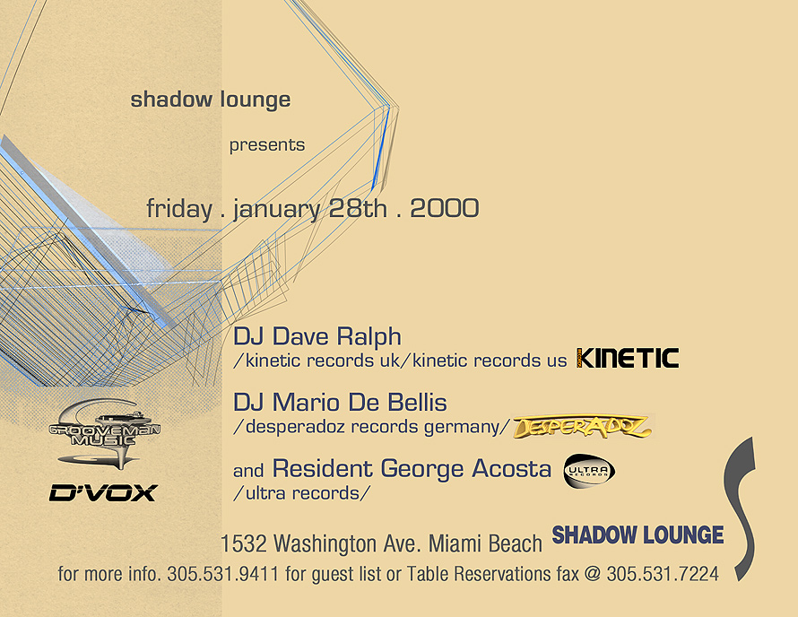 Shadow Lounge