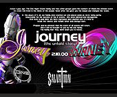 Journey The Untold Story at Salvation - Flyer Printing