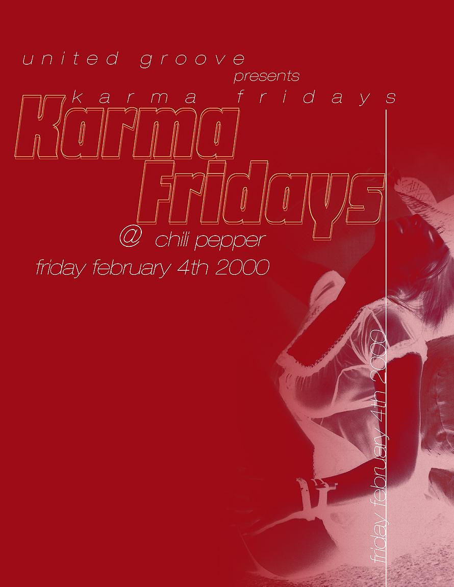 Karma Fridays at The Chili Pepper in Broward