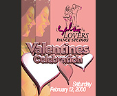 Salsa Lovers Valentines Celebration - 1131x1463 graphic design