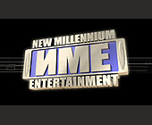 New Millenium Entertainment Business Card - tagged with president