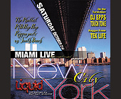 New York City Event at Liquid - 1375x1375 graphic design